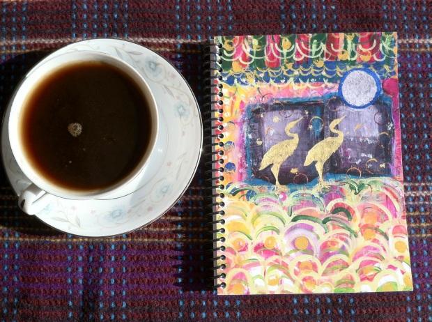 crane journal:cup