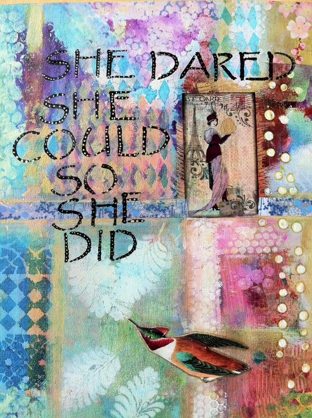 she dared 1