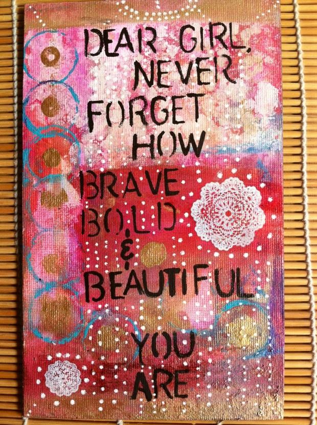 Dear Girl Mantra