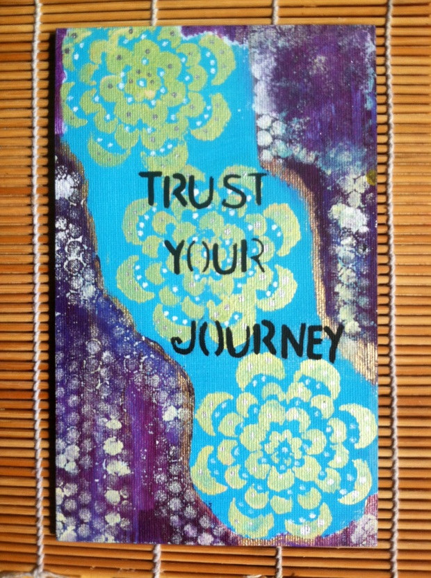 Trust your journey Day 2