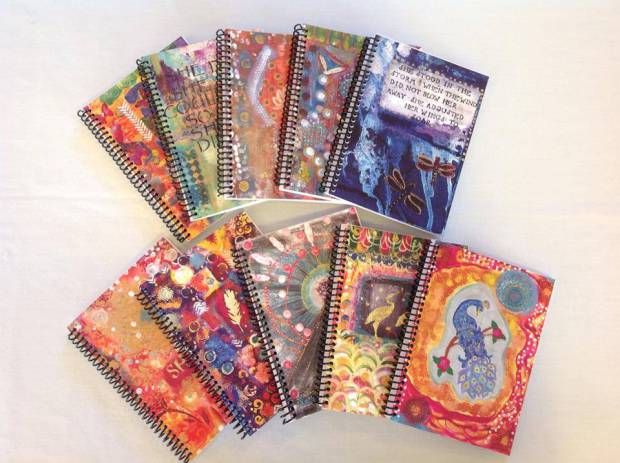 J. Lashua art Journals