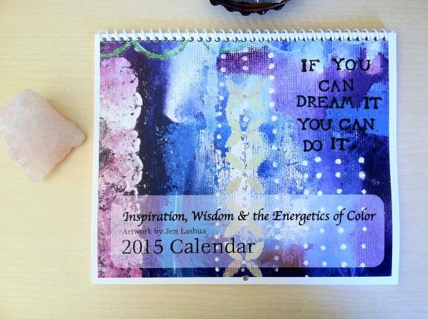 Front calendar