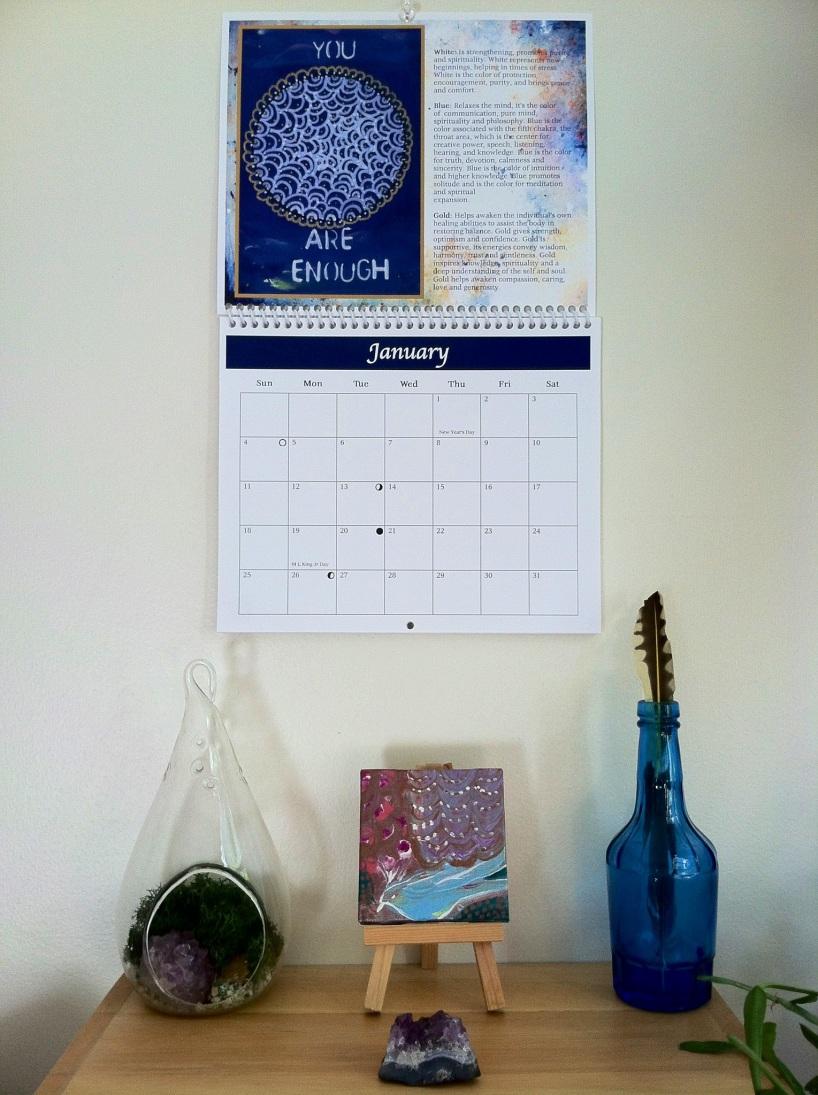 Inside Calendar