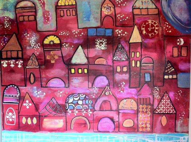 Ciudad J. Lashua Art