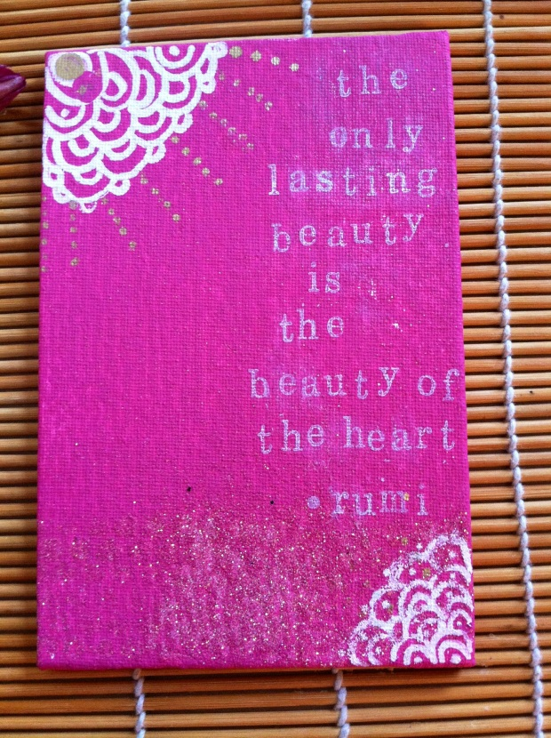 lasting beauty rumi