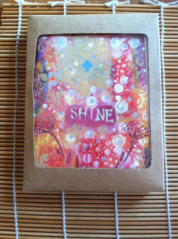 Card set 8 pkg, inspirational