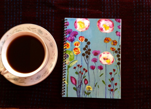 Journal Graden flowers