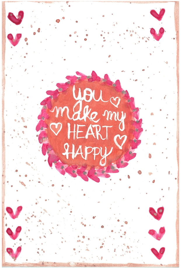 You Make My Heart Happy scan
