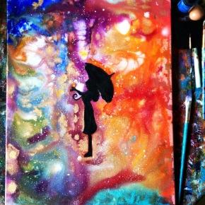 Cosmic Rain  Jlashuaart